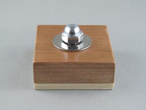 Montessori bolt block acorn nut puzzleheads educational