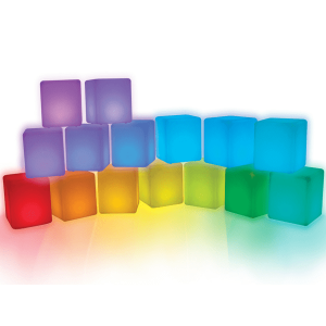 Roylco light cube table colors