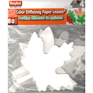 Roylco colour-diffusing-leaves