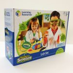 Primary science lab set 12 piece kit.