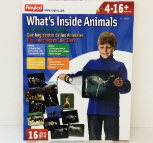 Whats Inside Animals Xrays package.