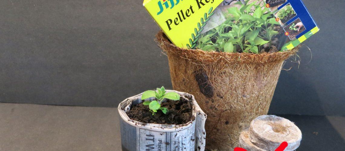 peat pellets